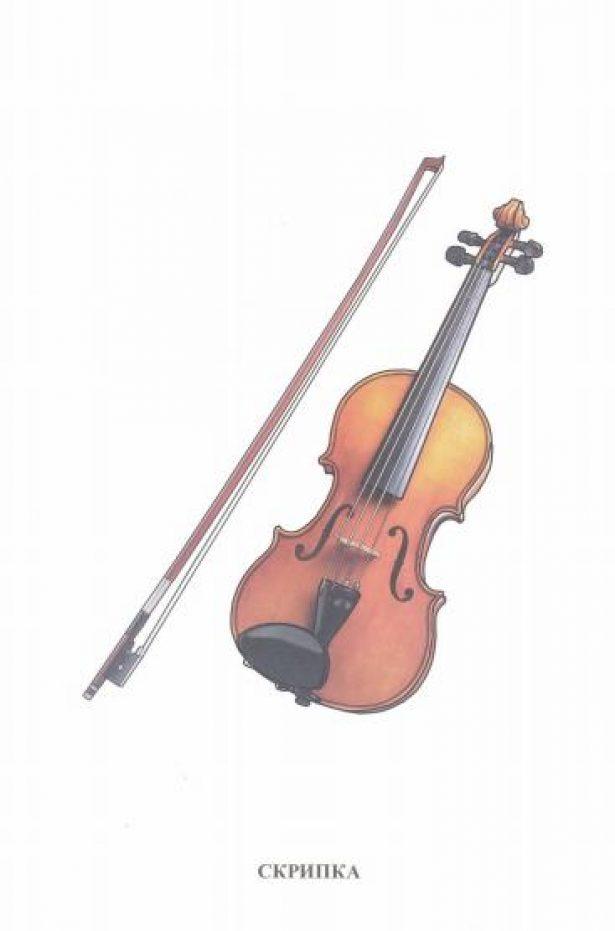 Окружающий мир: «Музыкальные инструменты»