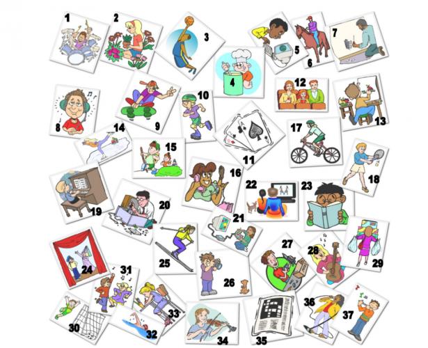 Десять полезных хобби для совместных занятий с детьми с РАС