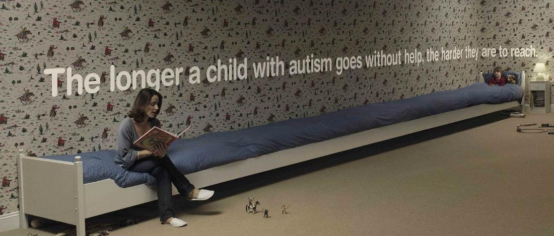 Если вы подозреваете у ребенка аутизм