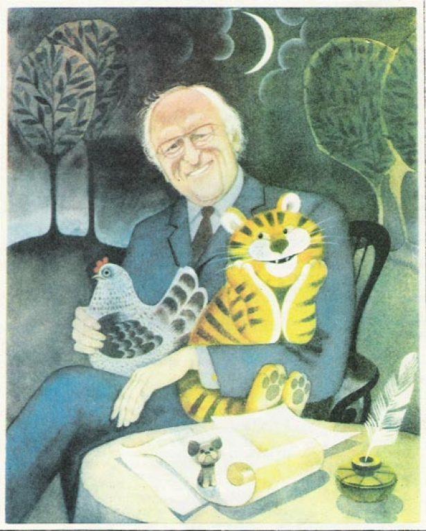 Сказки Дональда Биссета