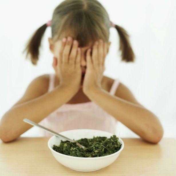 Пищевая избирательность у ребенка. Что делать?