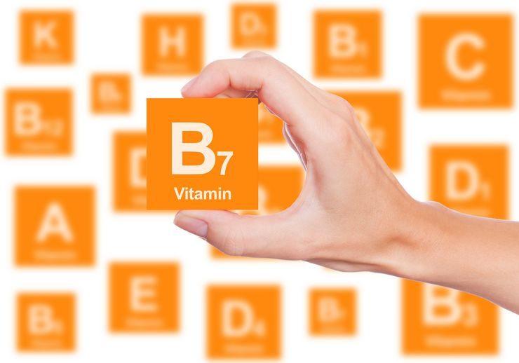 Витамин-помощник: Биотин (витамин Н, или В7)